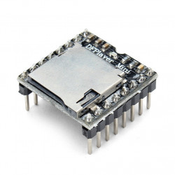 MP3 modul - DF Player Mini