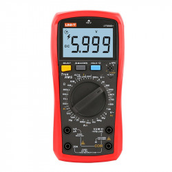 Multimeter UNI-T UT890D+