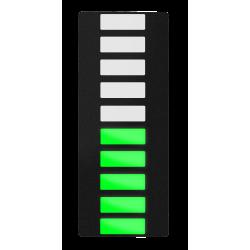 Lysdiodebar, Grøn